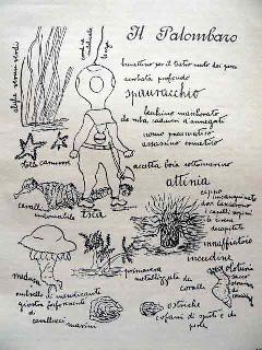 calligramme de la Tour Eiffel de Guillame Apollinaire